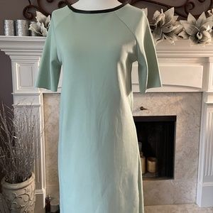 Vero Moda Retro Style Dress in Mint